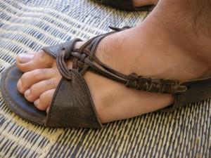 Sedona special lacing