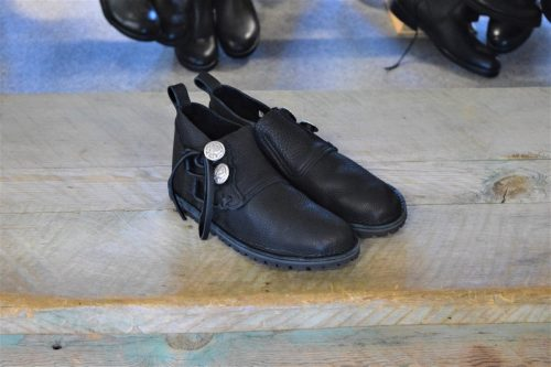 Two Button Boot