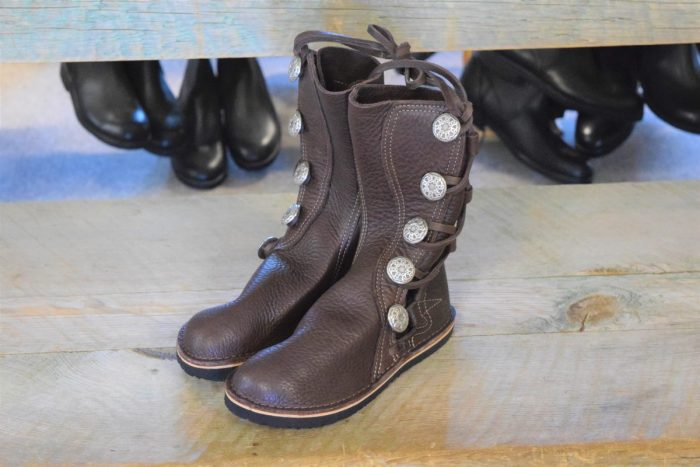 Five Button Boot